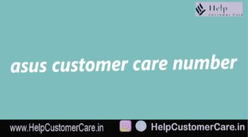 asus customer care number @ 1800-209-0365