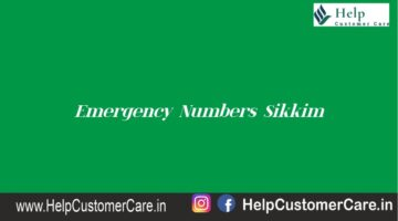 Emergency Numbers Sikkim , Sikkim Helpline Number