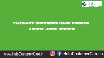 FlipKart Phone Number